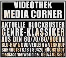 Videothek Mediacorner Höchstädt
