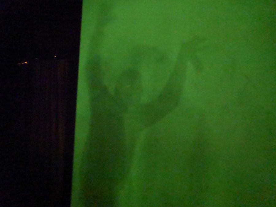 Interaktives Filmmuseum: Fotografiere Deinen Schatten.